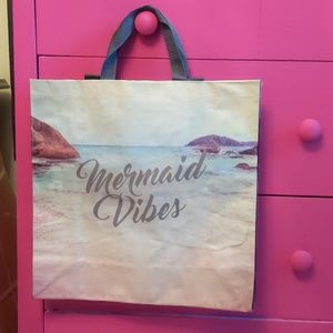 Mermaid Vibes Reusable Tote